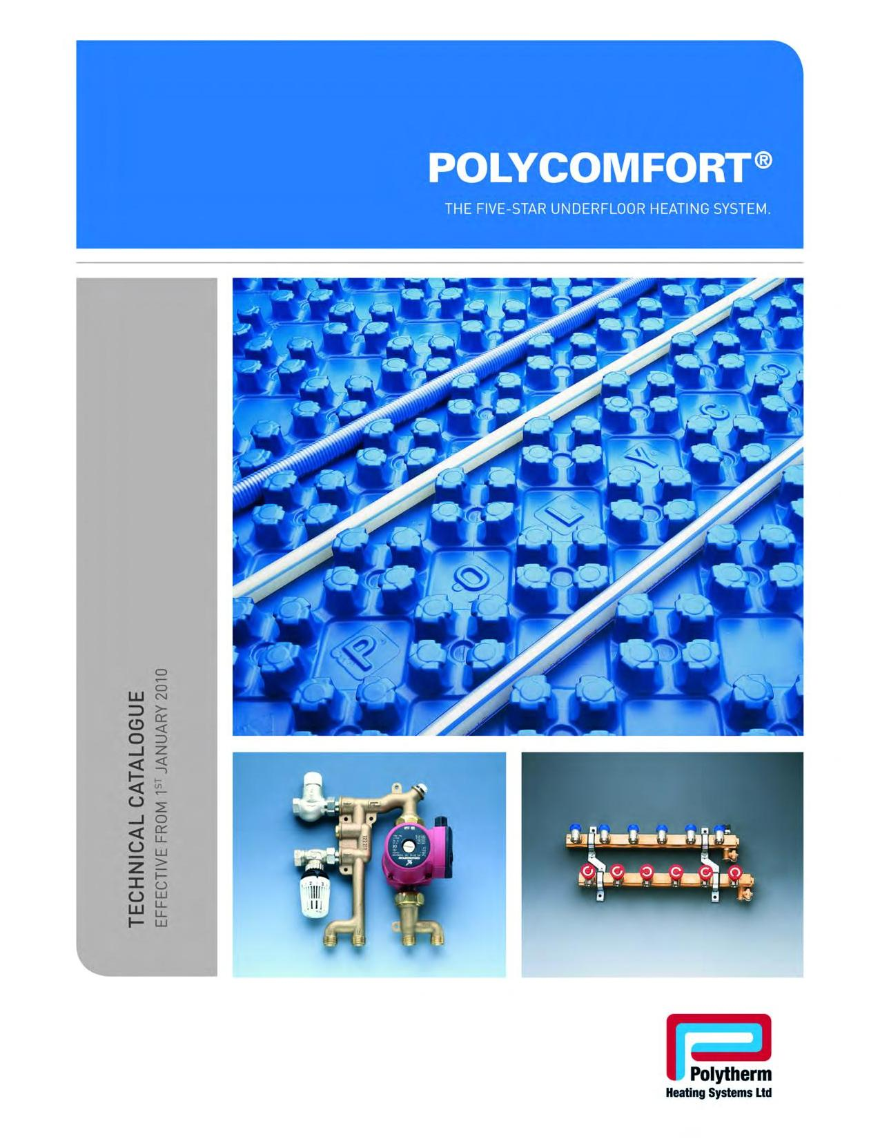 Polycomfort Technical Brochure